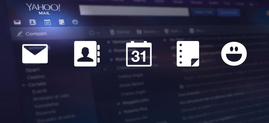 utilizzare con 1 Terabyte di spazio di archiviazione offerto da Yahoo