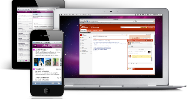 Introducing Frontier Yahoo! Mail